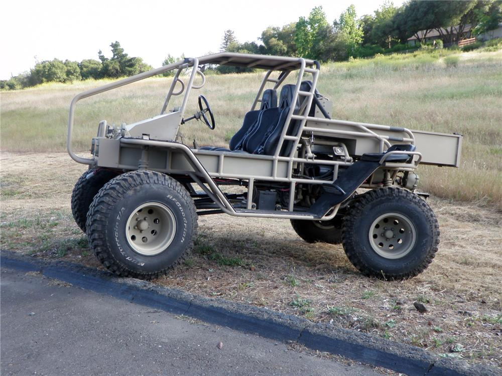 2006 ALTM MUTT CUSTOM ATV - Side Profile - 132702