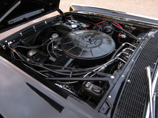 1962 LINCOLN CONTINENTAL CONVERTIBLE - Engine - 132792