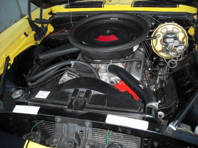 1969 CHEVROLET CAMARO Z/28 2 DOOR COUPE - Engine - 132809