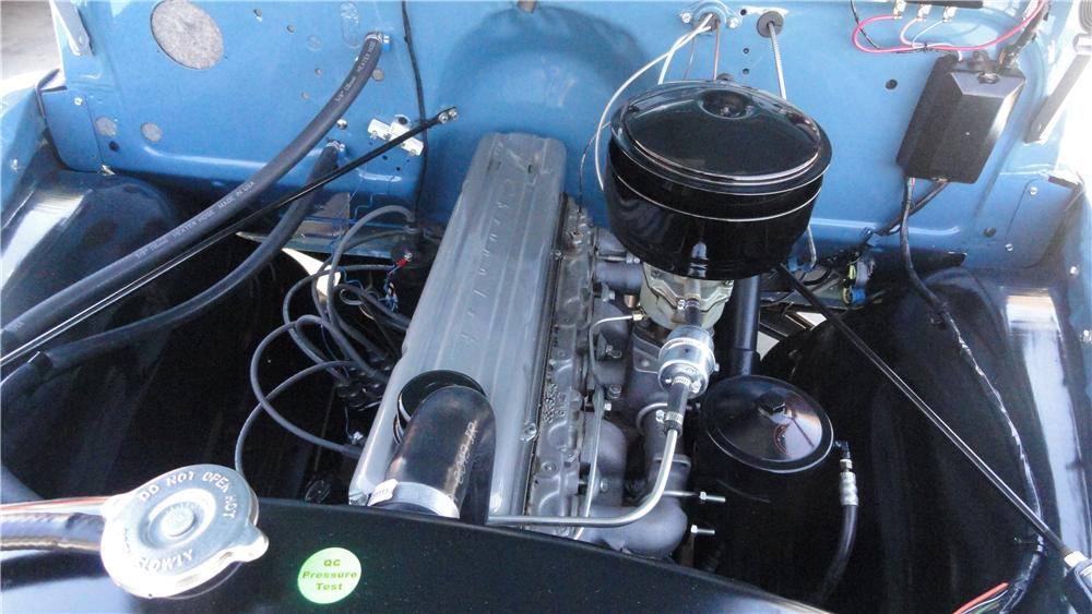 1949 CHEVROLET 3100 PICKUP - Engine - 132831
