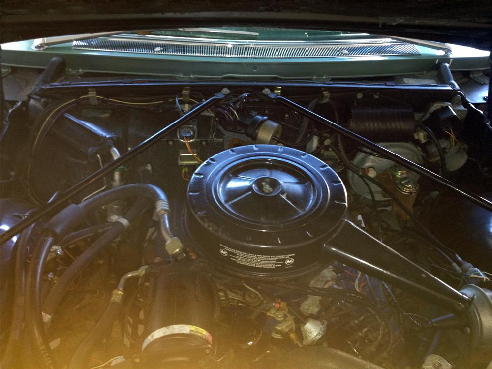 1966 CADILLAC CALAIS 4 DOOR SEDAN - Engine - 132860