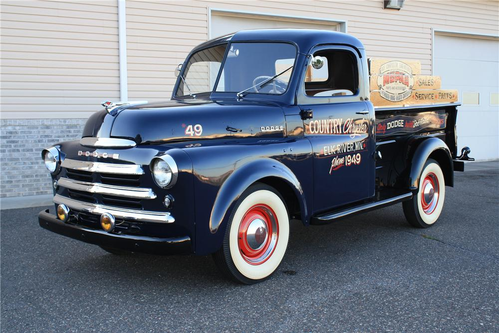 car trucks for sale in craigslist with 1949 Dodge Pickup 132886 on 1968 Cadillac Deville For Sale In Westford Massachusetts 01886 together with Al Ritters Wicked Cool 1952 Chevy 3100 besides 1953 56 Ford Truck Short Bed also 43035 1985 Ford Thunderbird Elan 50 V8 Garage Kept 71k Miles further Spring Special 1965 Ford Econoline Pickup.