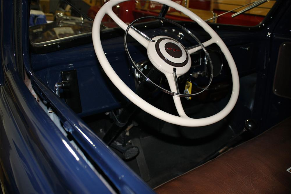 1949 DODGE PICKUP - Interior - 132886