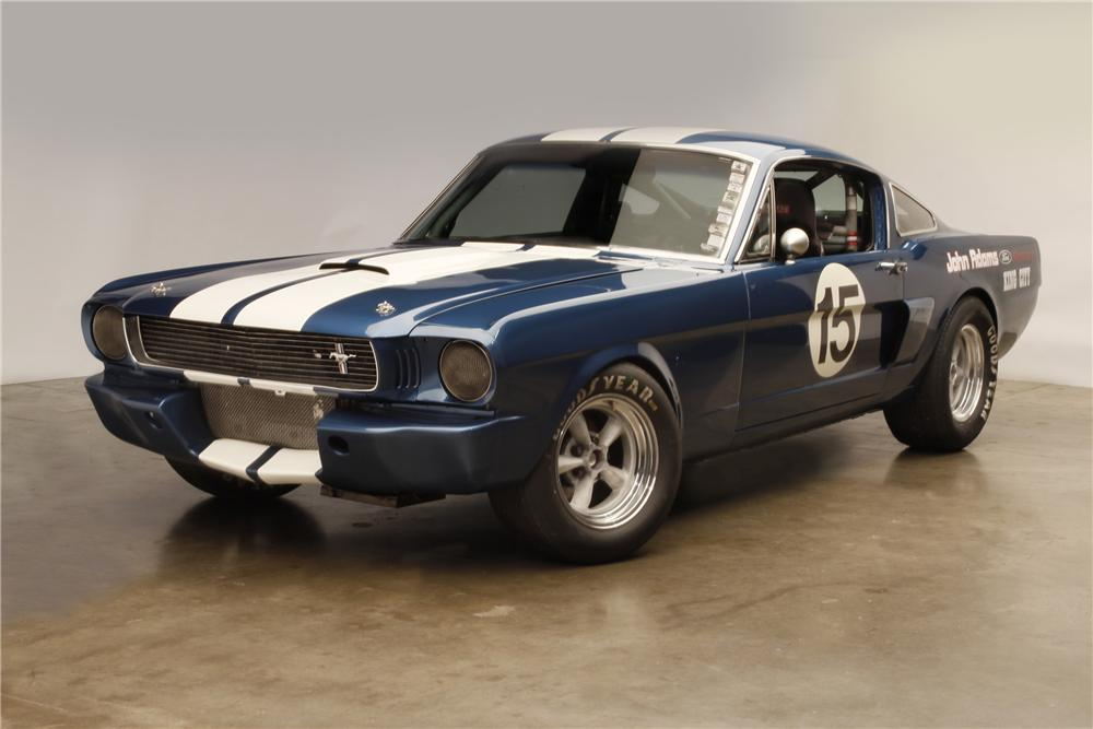 1966 SHELBY GT350 FASTBACK - Front 3/4 - 132892