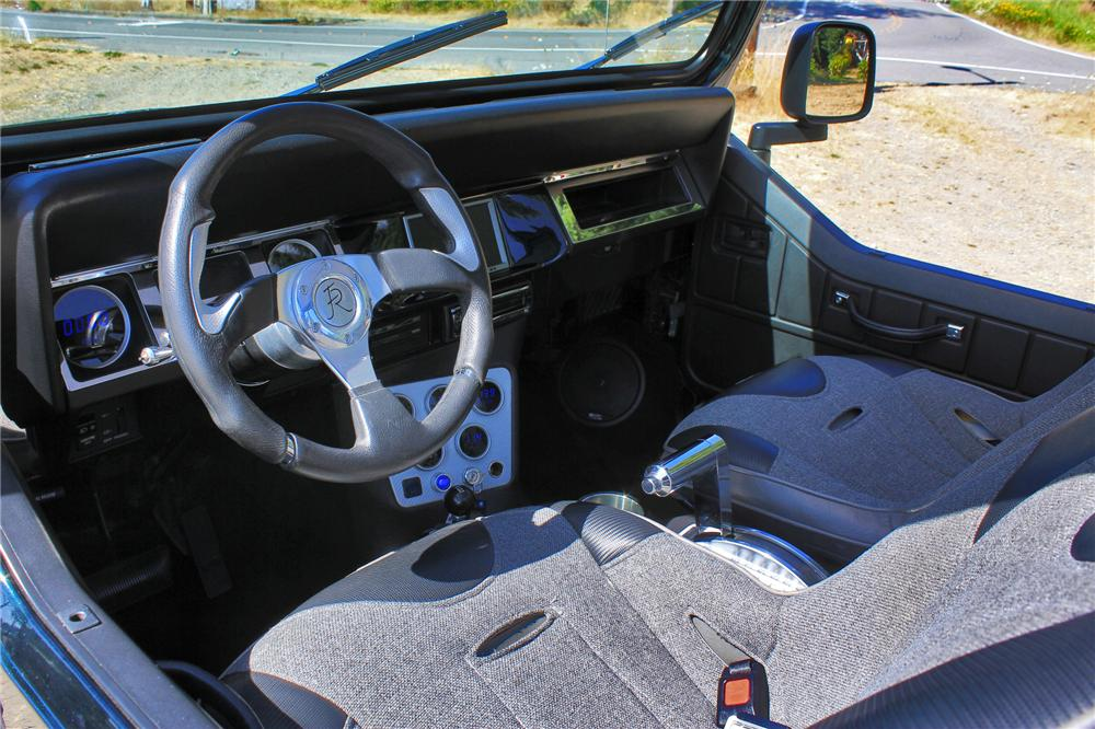 1991 Jeep Wrangler Custom Suv 132899