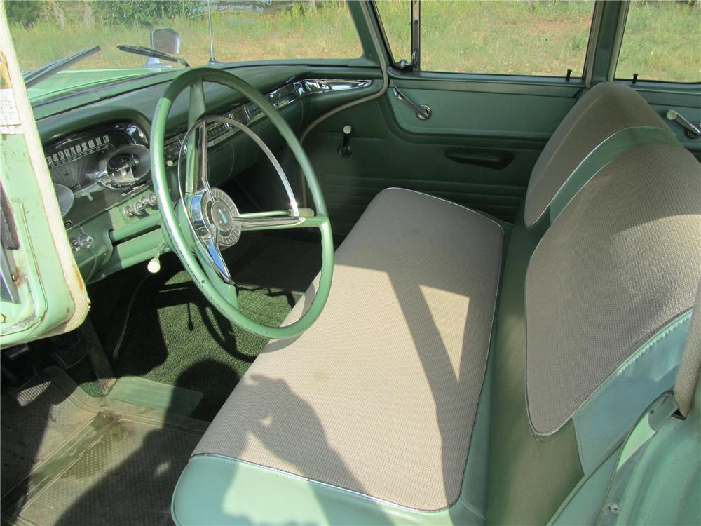 1959 EDSEL RANGER 4 DOOR SEDAN - Interior - 132934