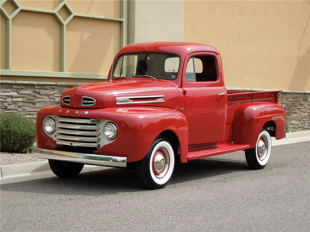 1949 ford f 1 pickup 132971. Black Bedroom Furniture Sets. Home Design Ideas