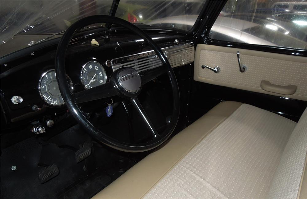 1947 CHEVROLET 3100 PICKUP - Interior - 132977