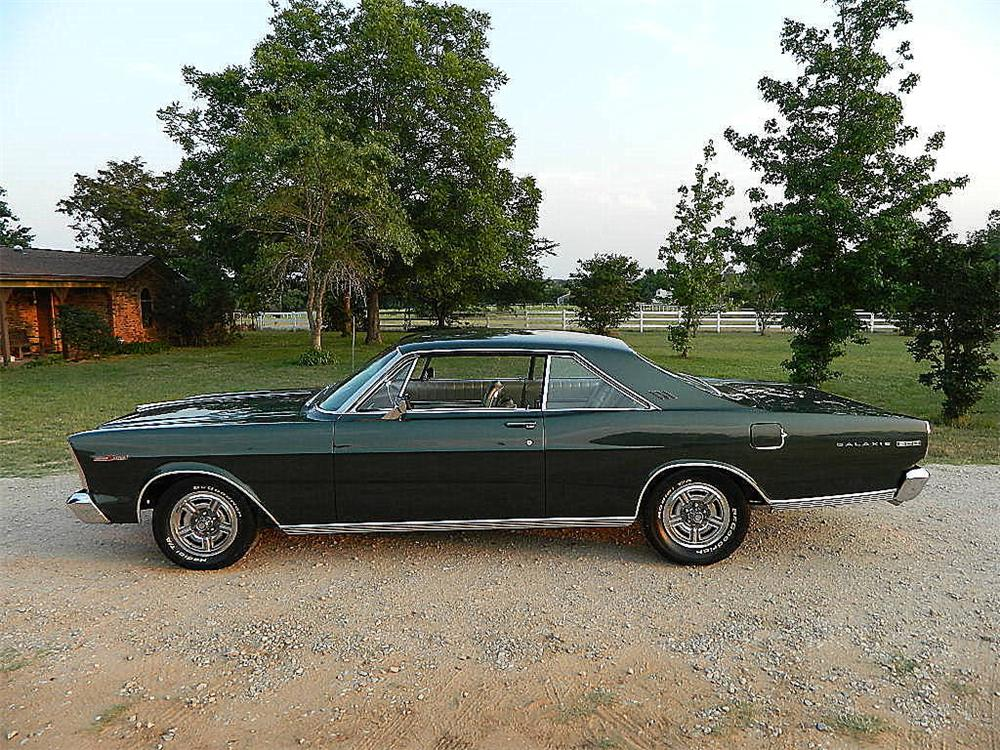 1966 ford galaxie 500 xl 2 door coupe 133056. Black Bedroom Furniture Sets. Home Design Ideas