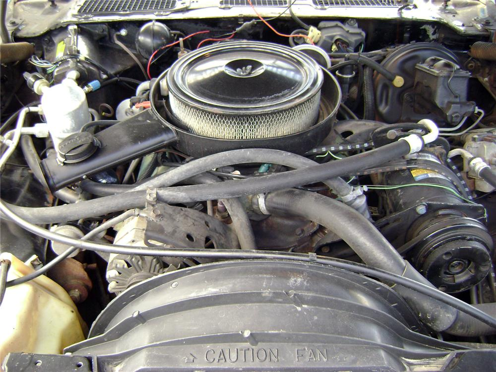 1980 CHEVROLET CAMARO Z/28 2 DOOR COUPE - Engine - 133068