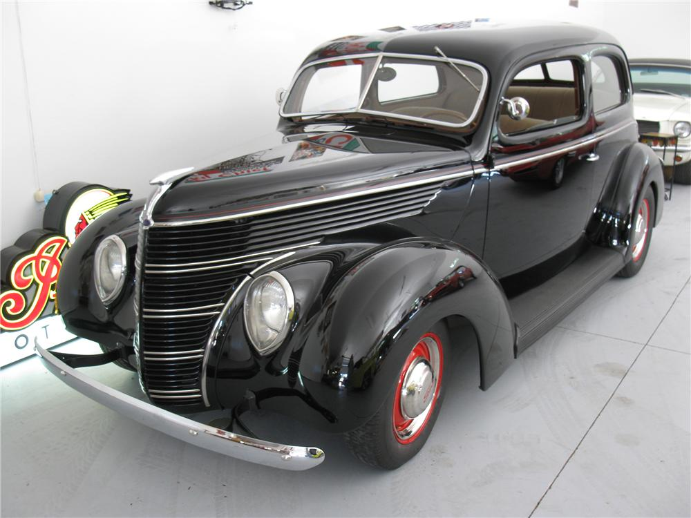 1938 ford 2 door sedan 133083 for 1938 ford 4 door sedan
