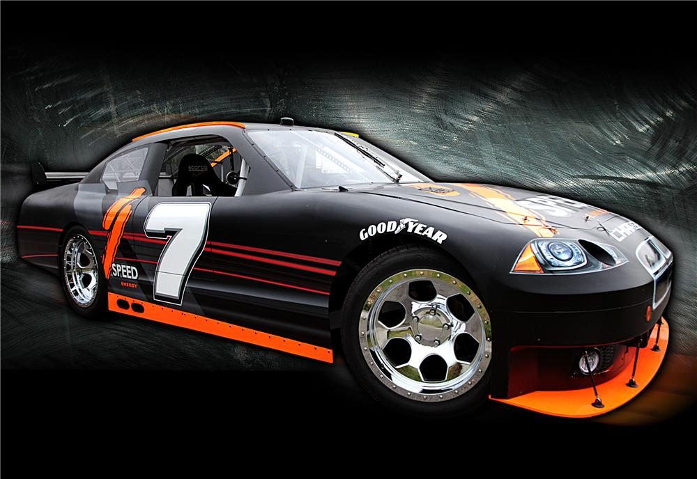 2009 RGENT FAST & FURIOUS/SPEED ENERGY STREET LEGAL NASCAR COT - Front 3/4 - 133162