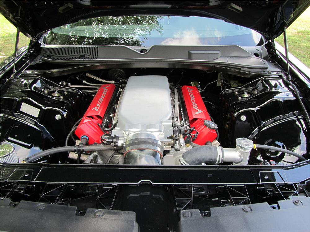 2011 DODGE CHALLENGER DRAG PACK - Engine - 133164