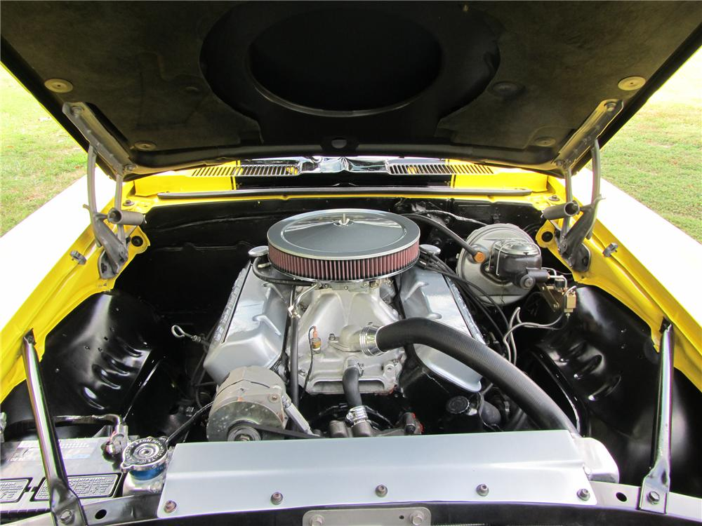 1969 CHEVROLET CAMARO PRO-TOURING COUPE - Engine - 133166