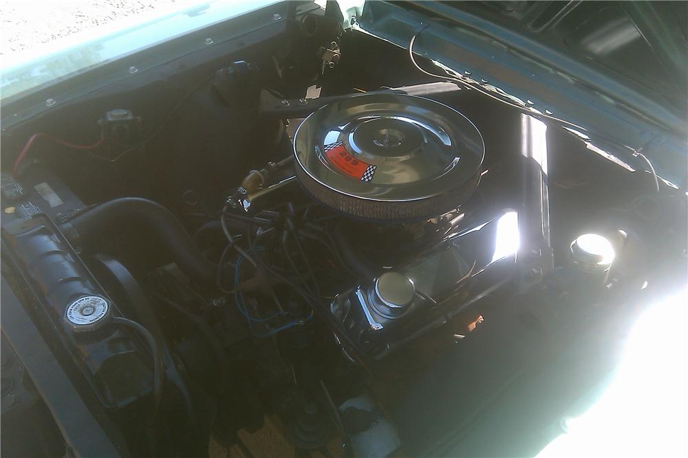 1966 FORD MUSTANG 2 DOOR HARDTOP - Engine - 133183