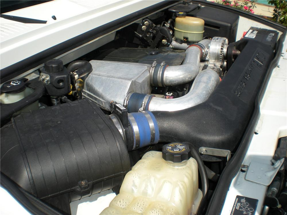 2003 HUMMER H2 SUV - Engine - 133194