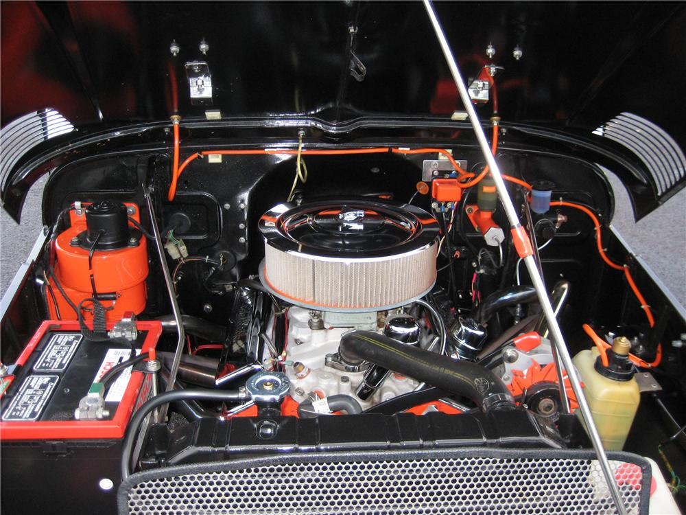 1970 TOYOTA LAND CRUISER FJ-40  - Engine - 133226