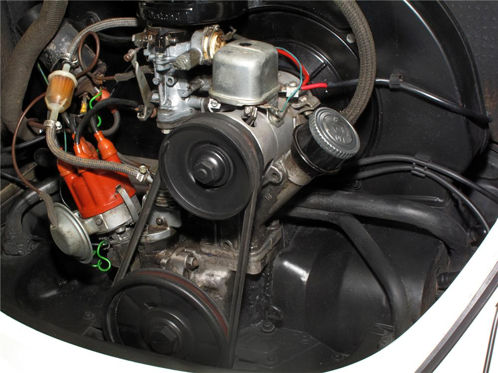 1963 VOLKSWAGEN TYPE I SEDAN - Engine - 133490