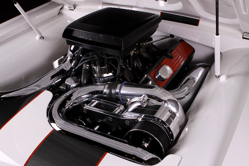 1967 FORD MUSTANG CUSTOM FASTBACK - Engine - 133533