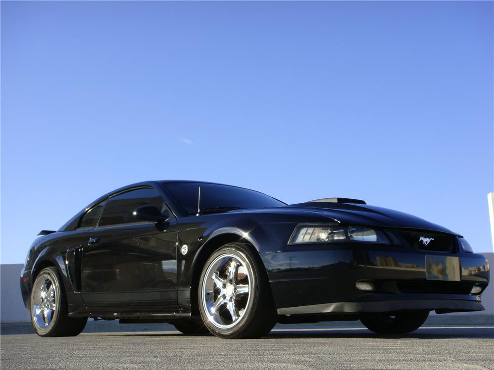 2004 FORD MUSTANG MACH 1 2 DOOR COUPE - Front 3/4 - 133569