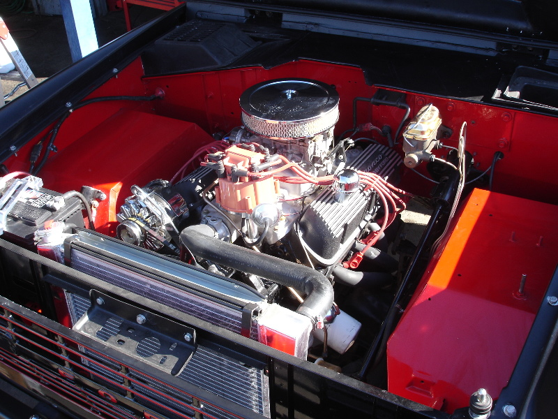 1971 FORD BRONCO CUSTOM SUV - Engine - 133591