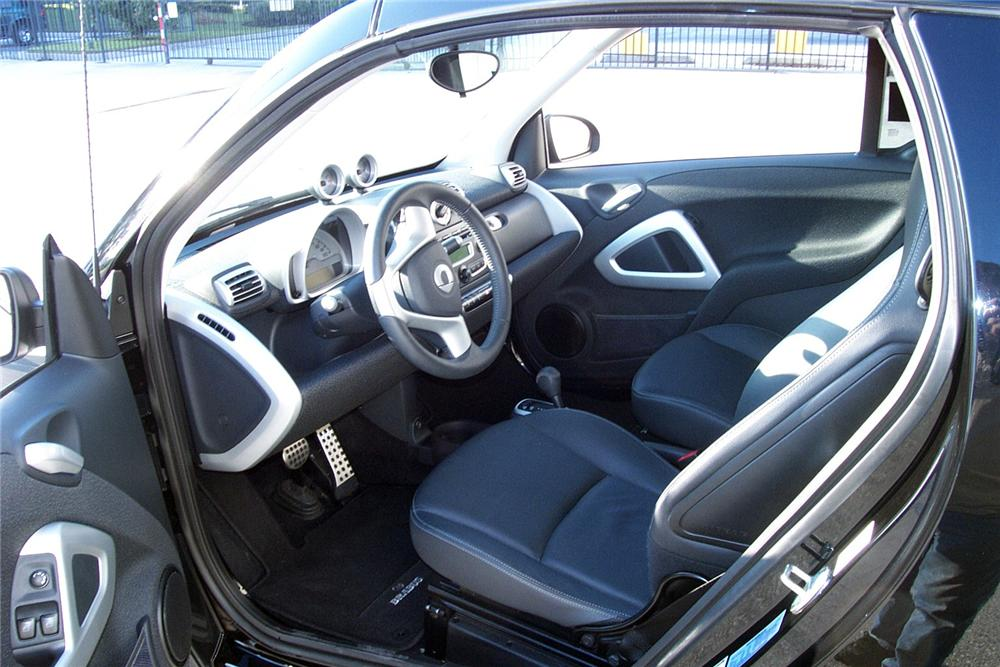 2009 SMART CAR BRABUS CABRIOLET - Interior - 133607