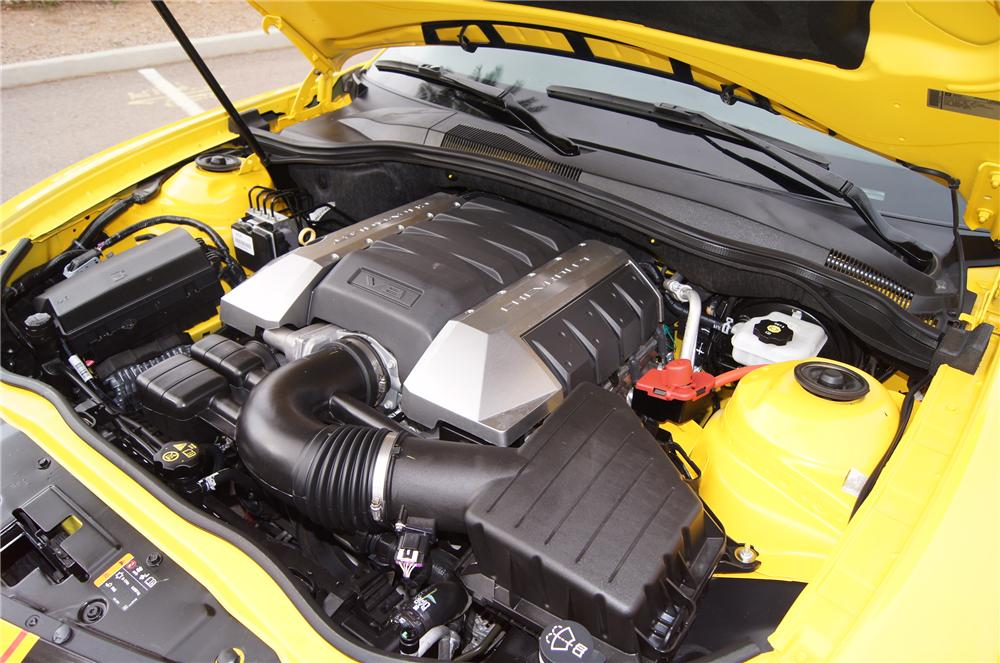2011 CHEVROLET CAMARO RS/SS 2 DOOR COUPE - Engine - 133611