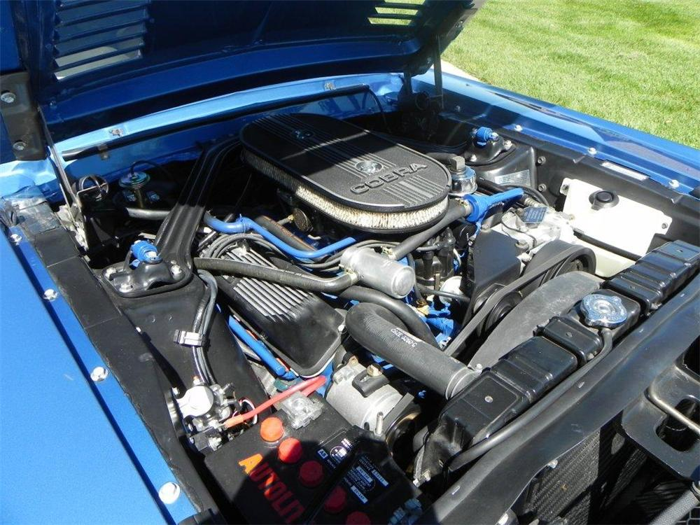 1968 SHELBY GT500 CONVERTIBLE - Engine - 133612