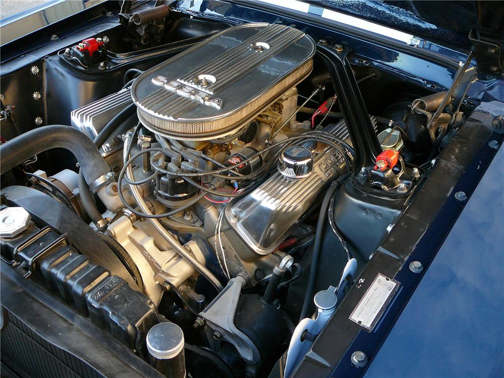 1967 Shelby Gt500 Fastback 137560