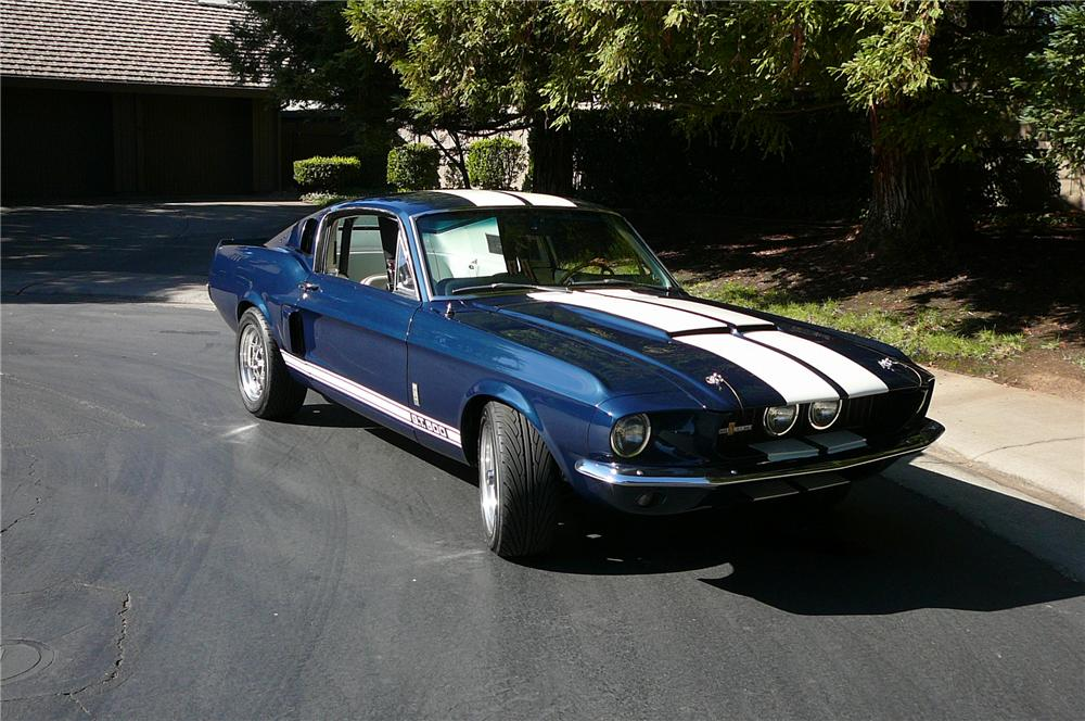 1967 SHELBY GT500 FASTBACK - 137560