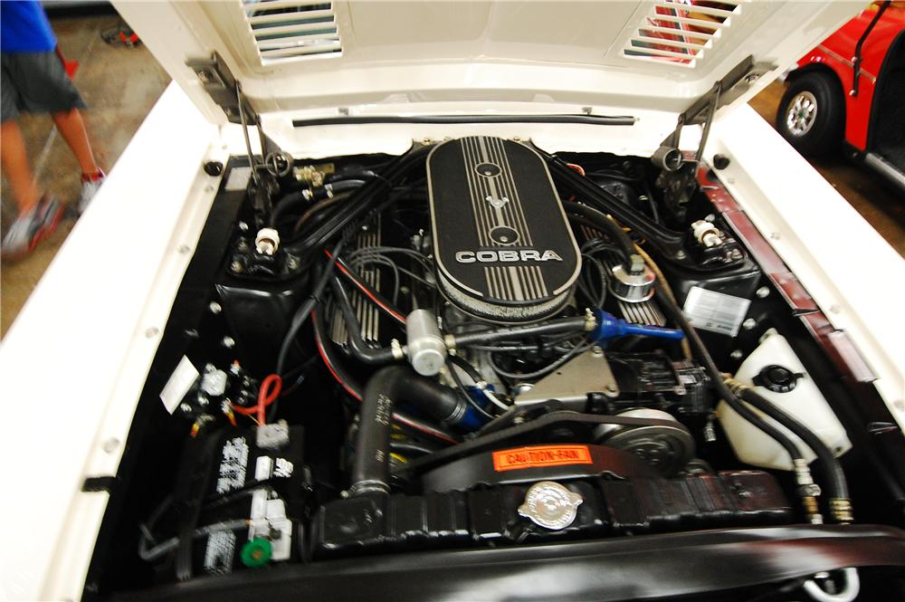 1968 SHELBY GT500 CONVERTIBLE - Engine - 137585