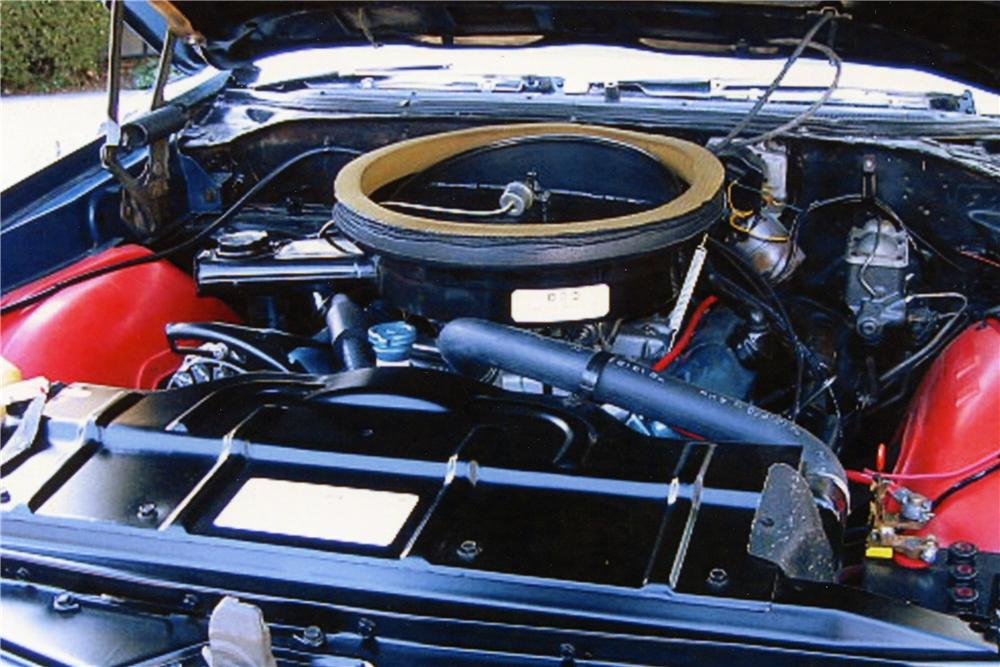1970 OLDSMOBILE 442 W30 CONVERTIBLE - Engine - 137588