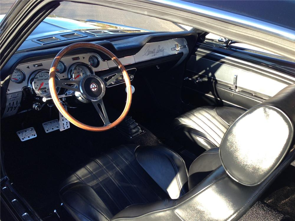 1968 ford mustang custom fastback 137601 - Interior ford mustang ...