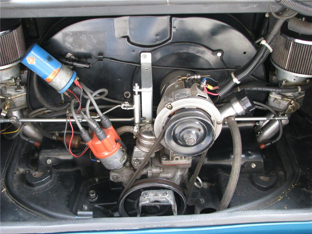 1973 VOLKSWAGEN THING 4 DOOR - Engine - 137646