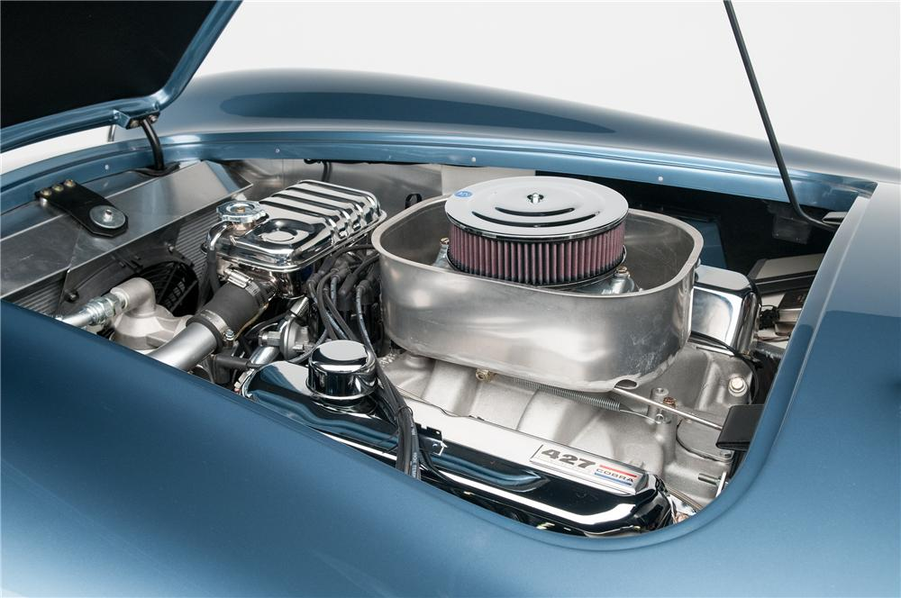 1965 SHELBY COBRA CSX 6000 ROADSTER - Engine - 137665