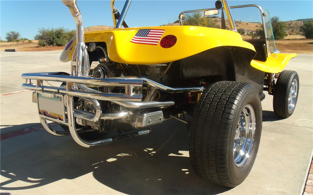1961 VOLKSWAGEN CUSTOM DUNE BUGGY - Rear 3/4 - 137692