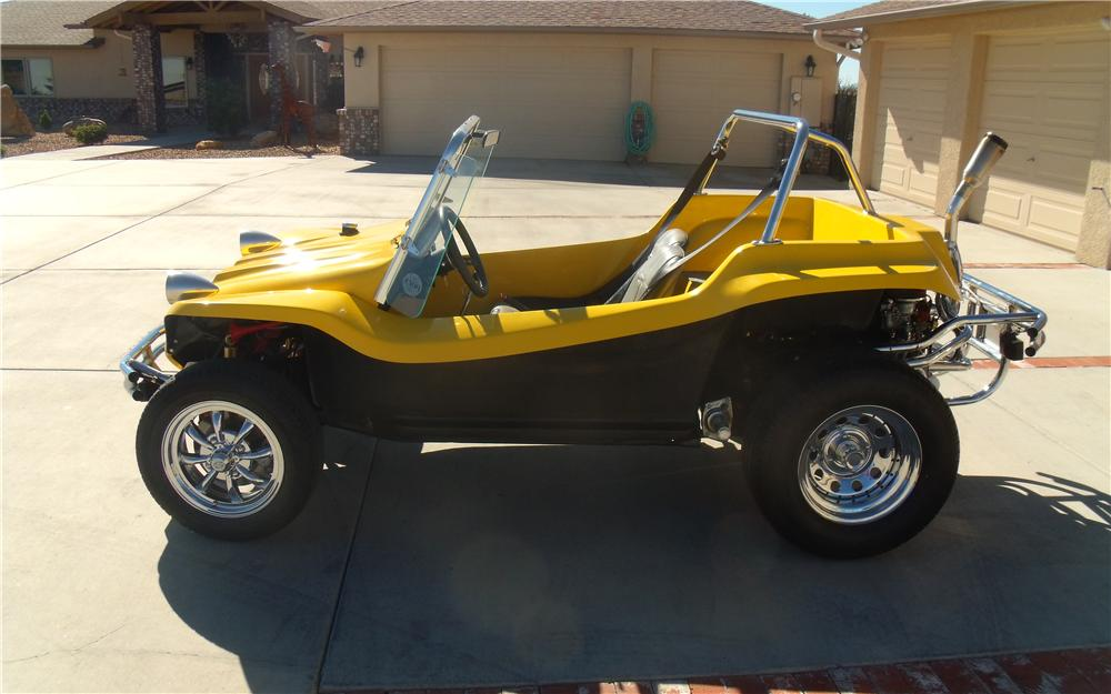 1961 VOLKSWAGEN CUSTOM DUNE BUGGY - Side Profile - 137692