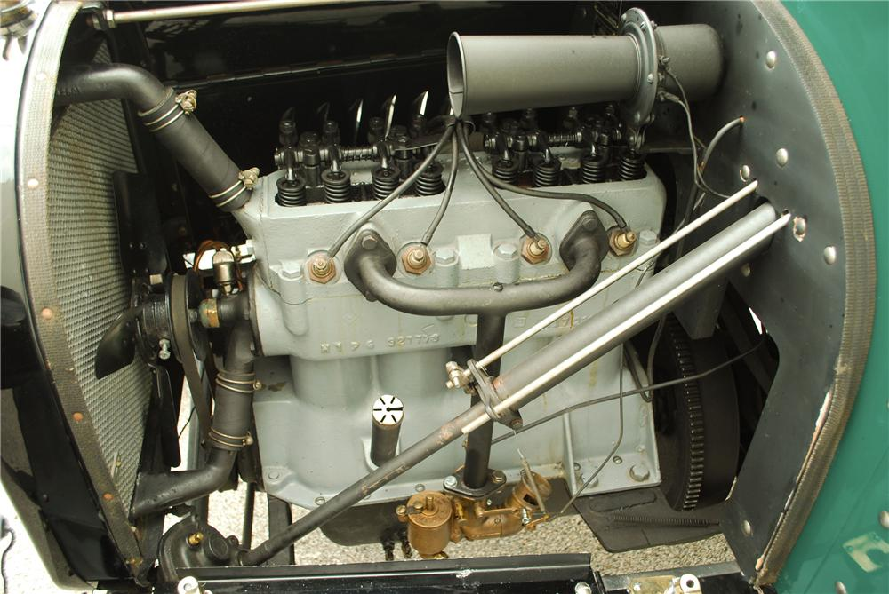 1922 CHEVROLET CANOPY EXPRESS TRUCK - Engine - 137702