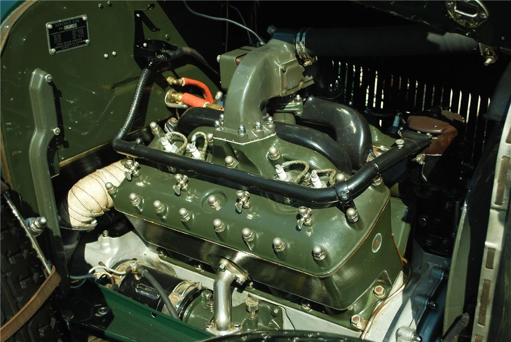 1925 LINCOLN L TOURING - Engine - 137718