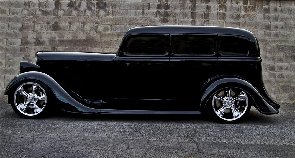 1934 Dodge Custom 4 Door Sedan 137731