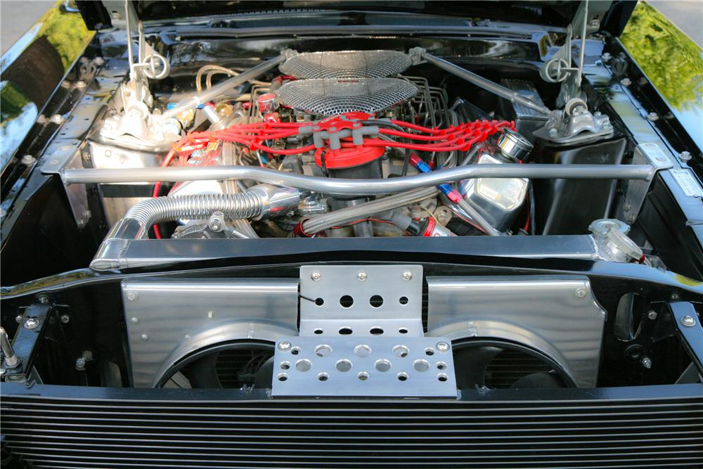 1968 FORD MUSTANG CUSTOM FASTBACK - Engine - 137743