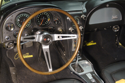 1967 CHEVROLET CORVETTE 2 DOOR COUPE - Interior - 137747