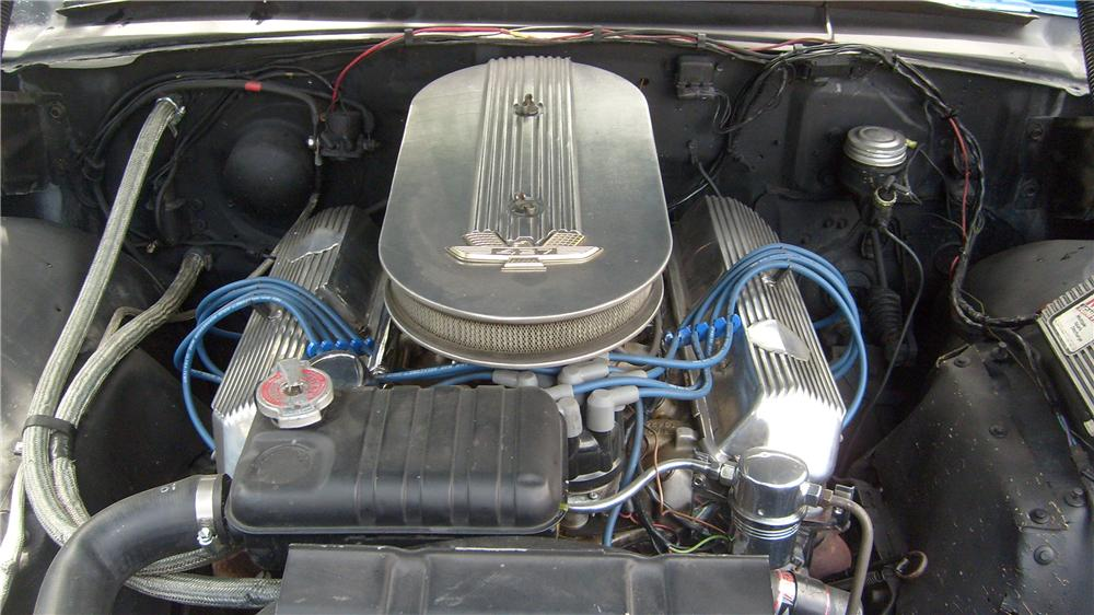 1964 FORD GALAXIE 500 XL FASTBACK - Engine - 137753