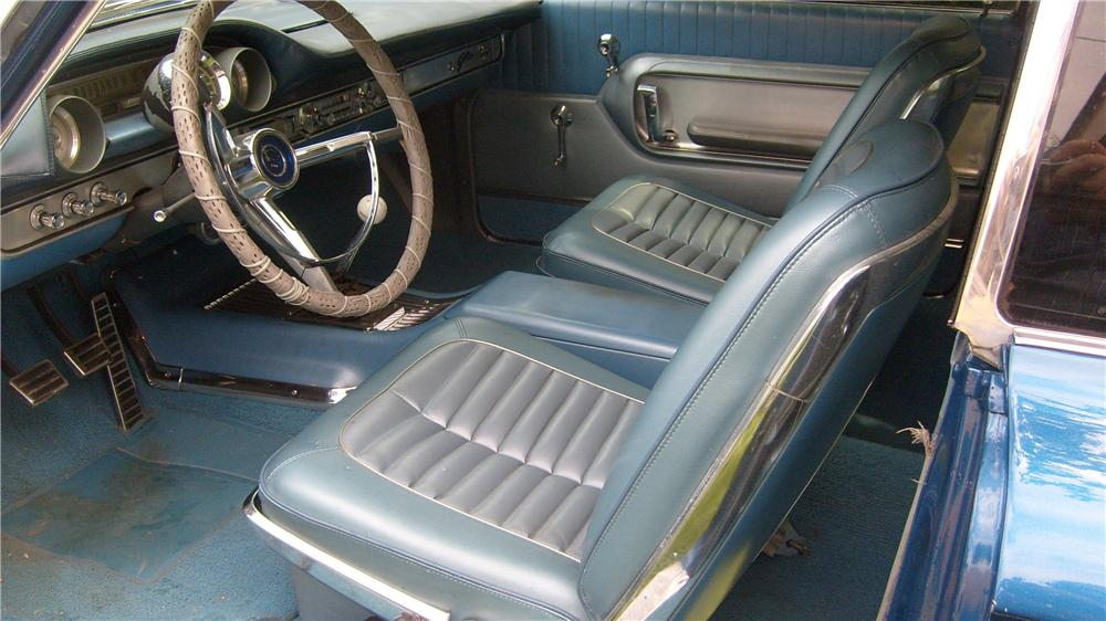 1964 FORD GALAXIE 500 XL FASTBACK - Interior - 137753