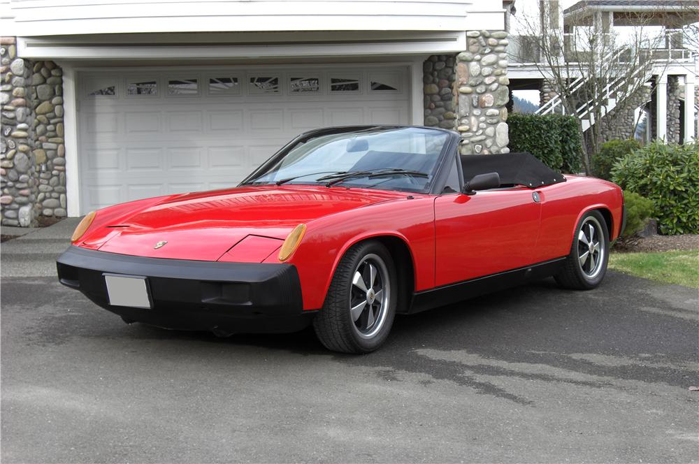1975 PORSCHE 914 CUSTOM SPEEDSTER