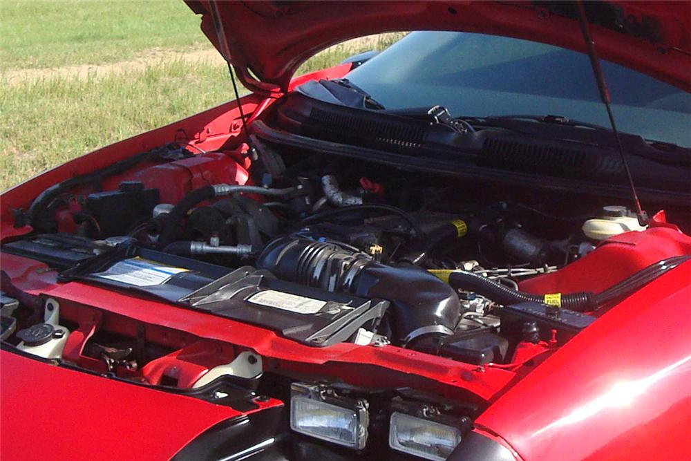 1996 CHEVROLET CAMARO 2 DOOR COUPE - Engine - 137768