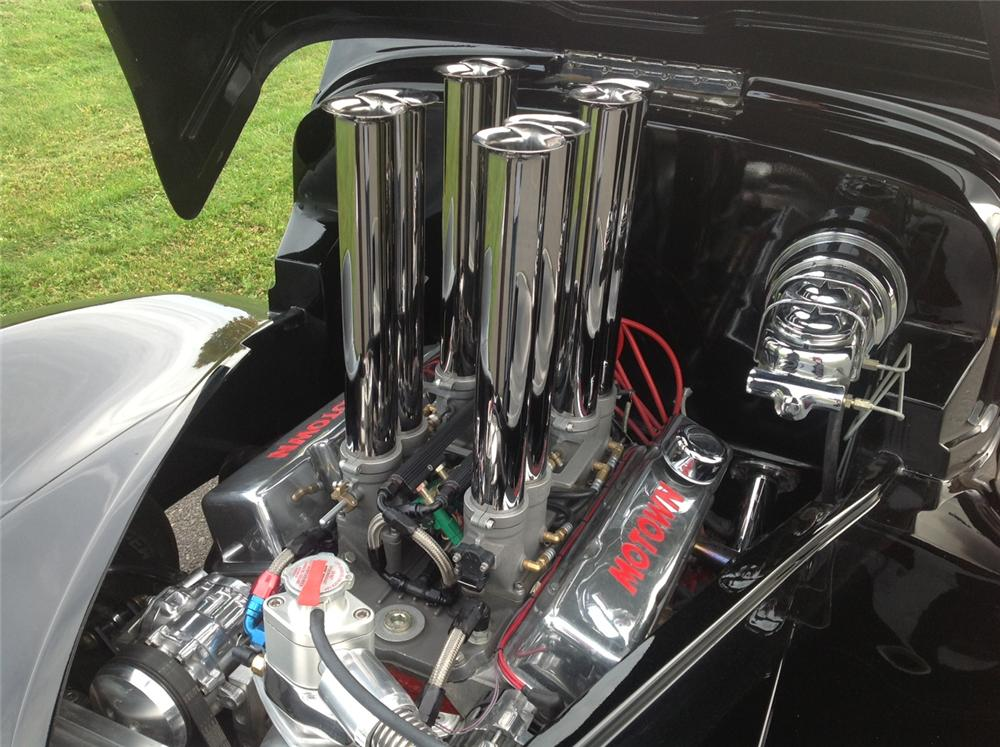1941 WILLYS CUSTOM COUPE - Engine - 137807