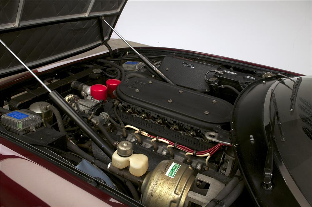 1972 FERRARI 365 GTB/4 DAYTONA 2 DOOR COUPE - Engine - 137816
