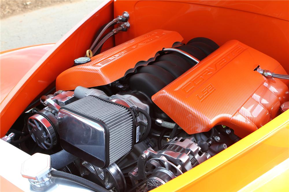 1941 WILLYS SWOOPSTER CUSTOM ROADSTER - Engine - 137821