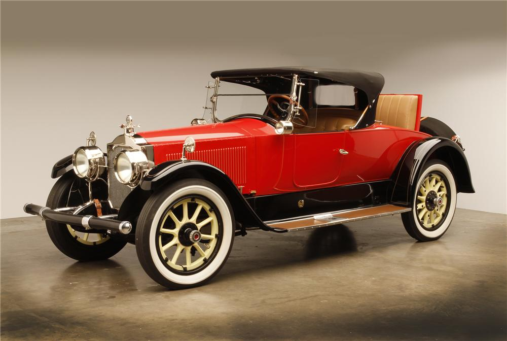 1920 PACKARD TWIN 6 ROADSTER - Front 3/4 - 137824